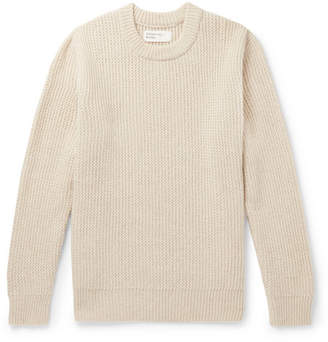 Universal Works Wool-Blend Sweater