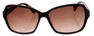 Diane von Furstenberg Ming Gradient Sunglasses
