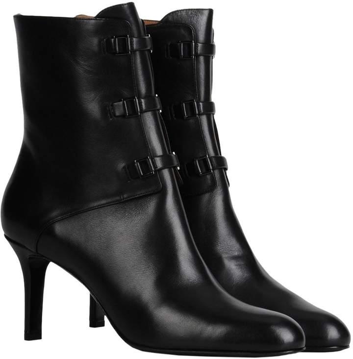 EMPORIO ARMANI Ankle boots
