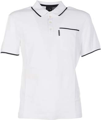 Armani Collezioni Pocket Polo Shirt