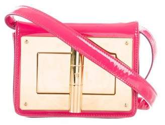 Tom Ford Mini Natalia Leather Crossbody Bag