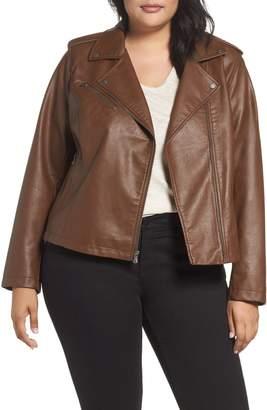 Levi's Faux Leather Jacket