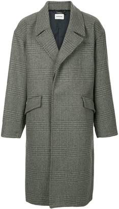 Monkey Time Classic Single-Breasted Coat