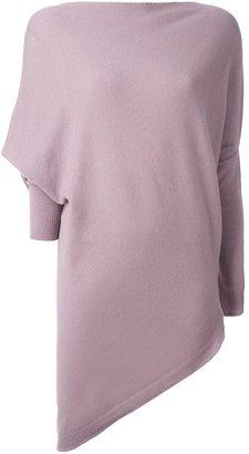 Ralph Lauren cashmere batwing sleeve jumper $1,001 thestylecure.com