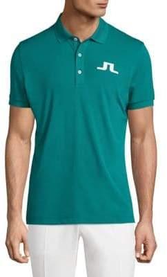 J. Lindeberg Golf Big Bridge Jersey Polo