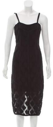 Jonathan Simkhai Knit Midi Dress