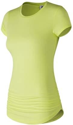 New Balance Women's Transform Perfect Short Sleeve Tee