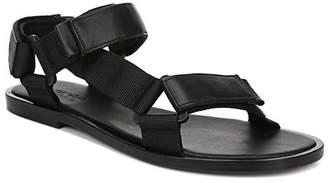 Vince Women's Parks Nylon & Leather Sandals