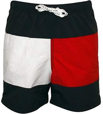 Tommy Hilfiger Boy's Medium Drawstring Swim Shorts, (Size: 8-10)