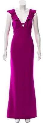 ABS by Allen Schwartz Sleeveless Evening Dress w/ Tags