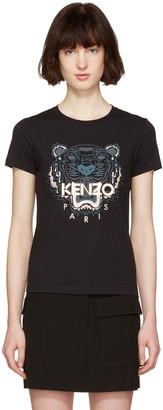 Kenzo Black Tiger T-Shirt $115 thestylecure.com