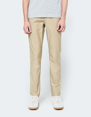 Field Pant in British Khaki $160 thestylecure.com