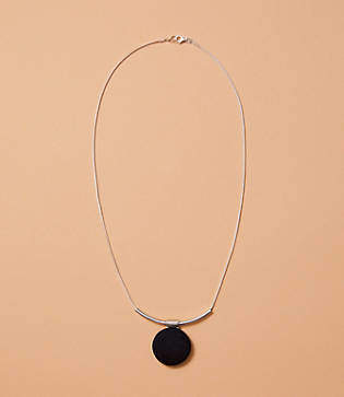 Lou & Grey Swim To The Moon Axis Necklace