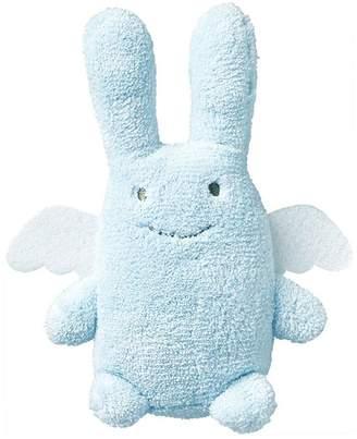 Trousselier V1080 02 Rattle Rabbit Angel 12 cm Blue