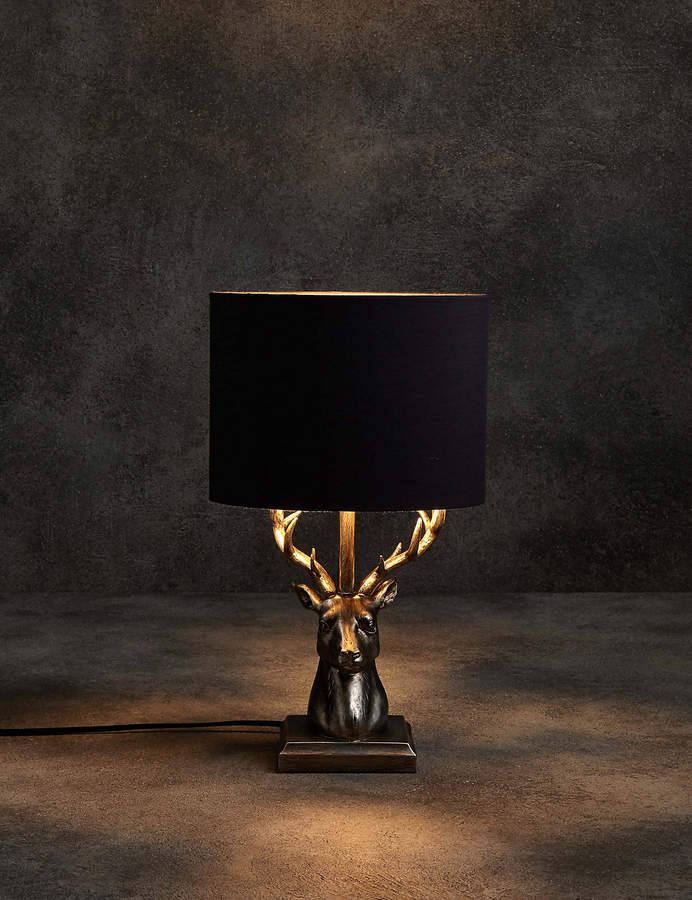 Marks and spencer stag table lamp shopstylecouk home for Table lamp marks and spencer