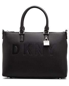 DKNY Commuter-Tz Satchel-Solid