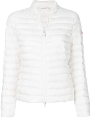 Peuterey quilted zipped jacket