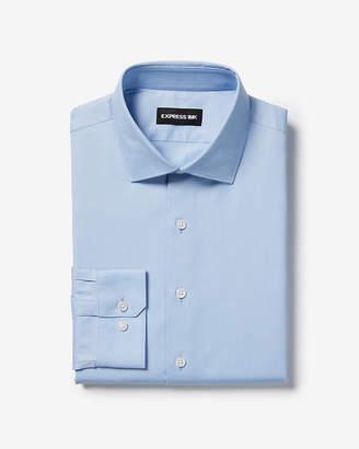 Express Slim Easy Care Oxford 1Mx Shirt