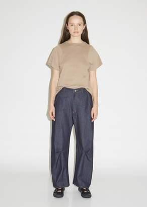 Y's U-Gusset Denim Pants