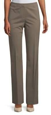 Lafayette 148 New York Barrow Strech-Wool Trousers