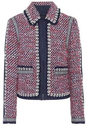 Tory Burch Elisa tweed jacket