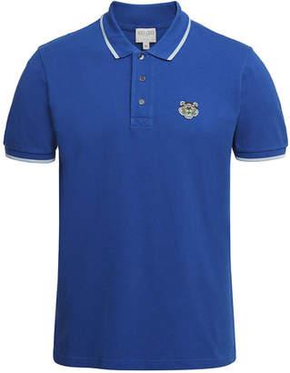 Kenzo Cotton Polo T-Shirt