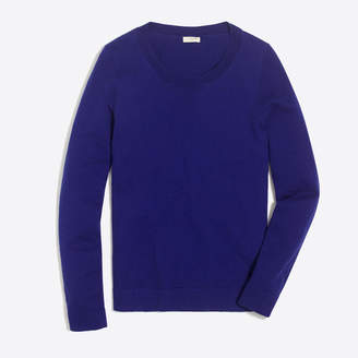 J.Crew Factory Slub cotton Teddie sweater