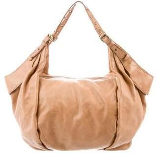 Kooba Leather Shoulder Bag