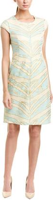 Julie Brown Sheath Dress