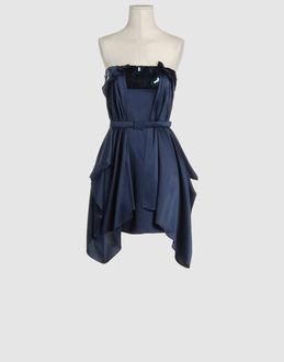 OU EST FANTOMAS? Short dress