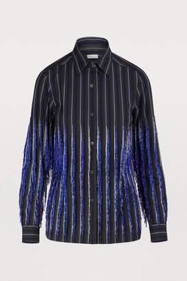 Dries Van Noten Embroidered shirt