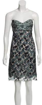 Rochas Knee-Length Sleeveless Dress