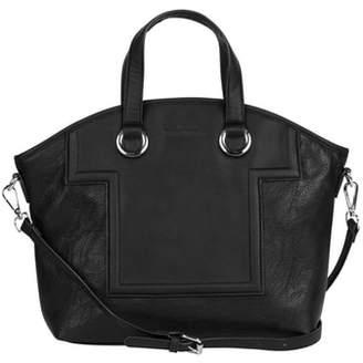 Urban Originals Silver Lining Vegan Leather Satchel