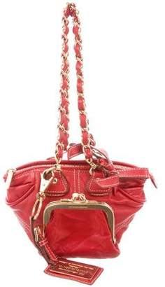 Dolce & Gabbana Leather Mini Bag