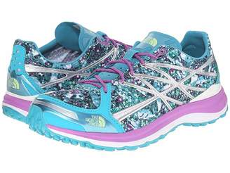 The North Face Ultra TR II (Bluebird/Sweet Violet Graphic