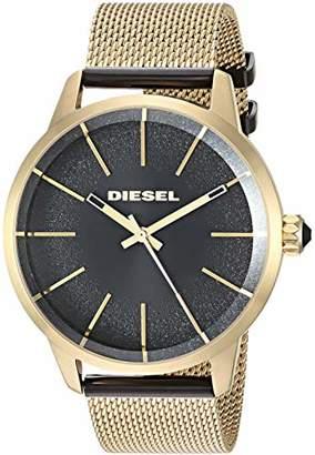 Diesel Women's 'Castilia' Quartz and Stainless-Steel-Plated Watch