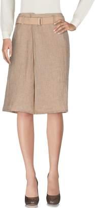 Gunex Knee length skirts - Item 35338765DL