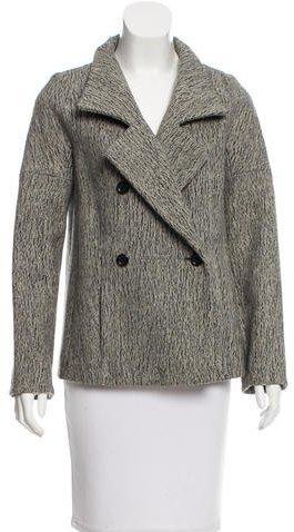 Chloé Chloé Wool Short Coat