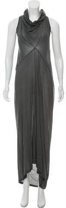 Rick Owens Sleeveless Maxi Dress