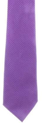 Valentino Silk Animal Print Tie