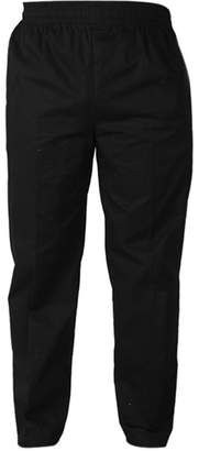 +Hotel by K-bros&Co Enerhu Men Waist Chef Pants Pockets Hotel Uniform Pants