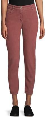 Brunello Cucinelli Women's Skinny Five-Pocket Jeans