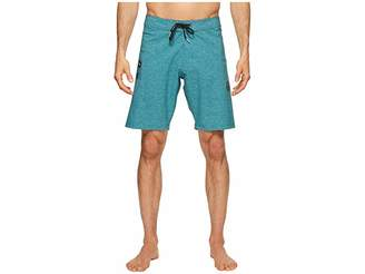 VISSLA The Drainer Four-Way Stretch Boardshorts 18.5 Men's Swimwear