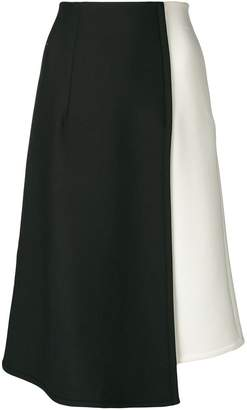 Gianluca Capannolo high waisted skirt