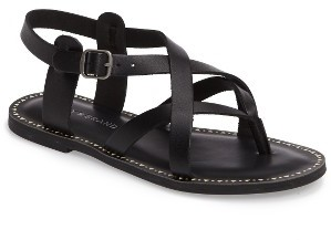 Women's Lucky Brand Adinis Flat Sandal $68.95 thestylecure.com
