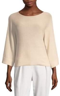 Eileen Fisher Bateau Neck Sweater