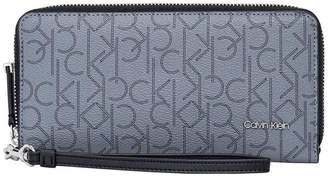 Calvin Klein Hudson Zip Around Wallet
