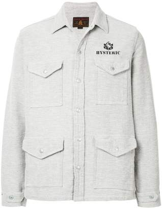 Hysteric Glamour pocket front shirt jacket