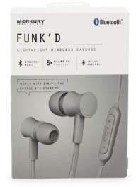 Funk'D Lightweight Wireless Earbuds