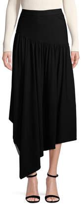 Derek Lam 10 Crosby Derek Lam Asymmetric Midi Skirt
